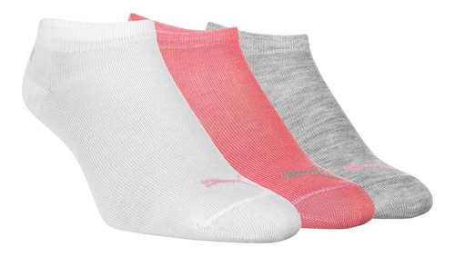Medias Puma Invisible Sneakers Pack X 6