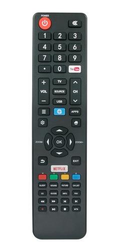 Control Remoto  Kalley Smart Tv Rc320 + Obsequio