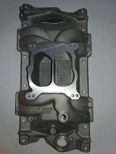 Coletor De Admissão Chevrolet V8 Motor Lt1