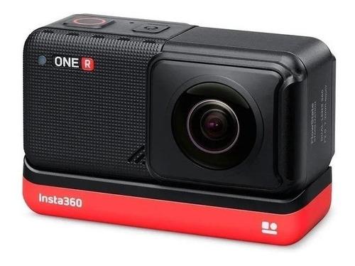 Câmera Sportiva Insta360 One R Twin Edition Standalone Black