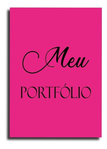 Portfólio Personalizado Impresso E Online
