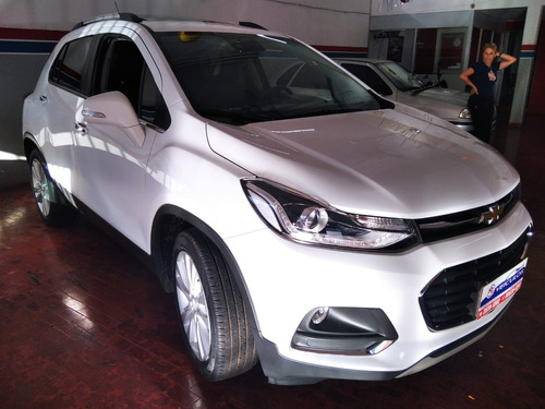 Chevrolet Gm Tracker Premier 1.4 Turbo Branco 2018