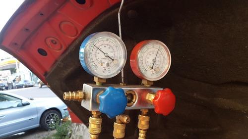 Carga De Gas Aire Acondicionado Auto Camioneta Zona Moron