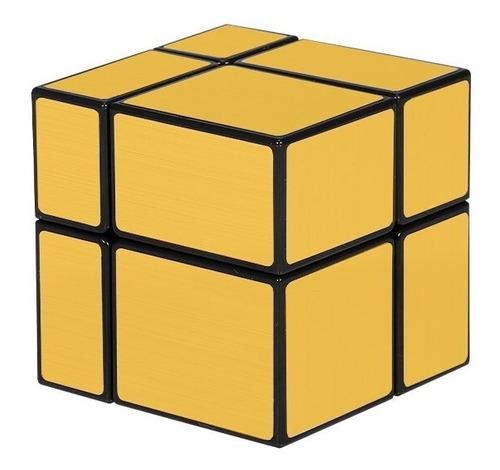 Cubo Mágico Profissional 2x2x2 Mirror Blocks Zrs