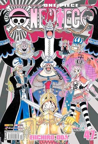 Mangá One Piece Eiichiro Oda