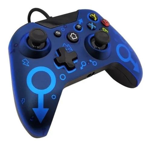 Controle Xbox One Com Fio Usb Gamepad