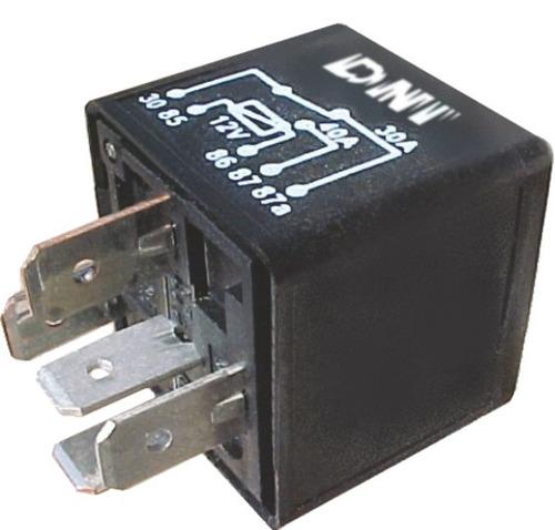 Rele Auxiliar - Uno 2006 2007 2008 Dni Dni0139