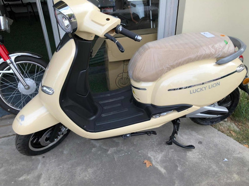 Lucky Lion Italian Italian Okm Moto Electrica
