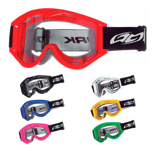 Óculos Para Capacete De Motocross De Proteção Pro Tork 788