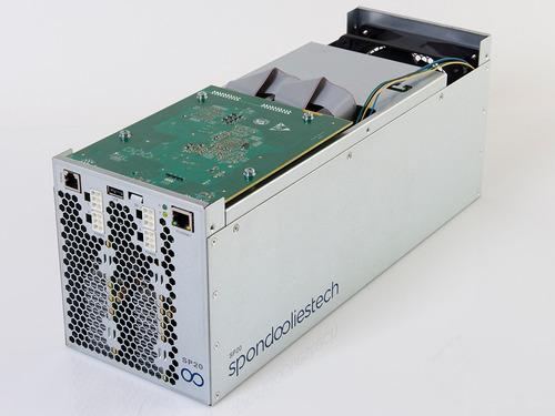 Mineradora De Bitcoin Sp20