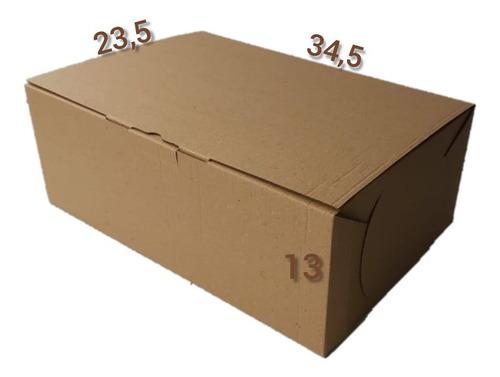Caja De Cartón Micro Corrugado (x15 Unidades)