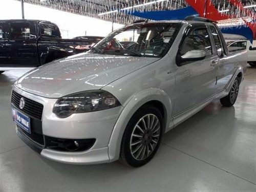 Fiat Strada  Sporting 1.8 16v (flex) (cabine Estendida) Fle