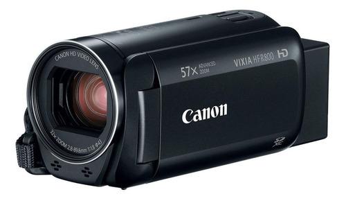 Câmera De Vídeo Semiprofissional Canon Vixia Hf R800 Full Hd