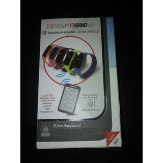 Smartwatch Exo Smart Fitband E12 Reloj Deportivo Cardio