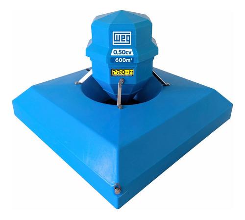 Aerador Chafariz P/ Peixes Psicultura - 0,5 Cv Weg - 600m²