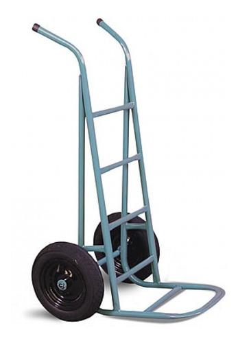 Carro Armazém 300 Kg - Pneu Câmara - Metalpama