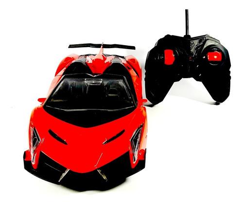 Carrinho Carro Controle Remoto Lamborghini Ferrari Usb