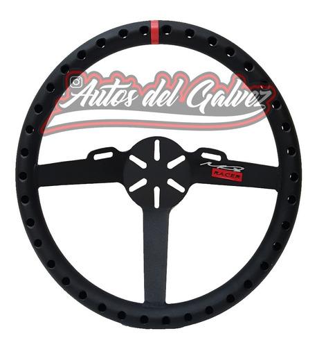 Volante Mq Racer (sin Masa) Cuarto De Milla + Arandelas