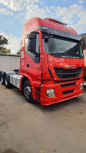 Iveco Hi Way 440 6x2 2014 Automático