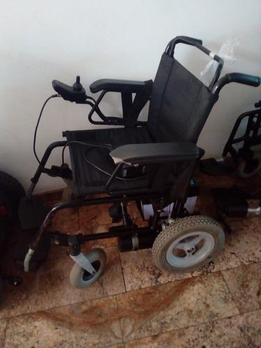 Cadeira De Rodas Elétrica (reformada)