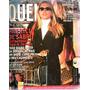 Revista Quem 41/01 Sonia Braga/carla Camurati/xuxa/mel