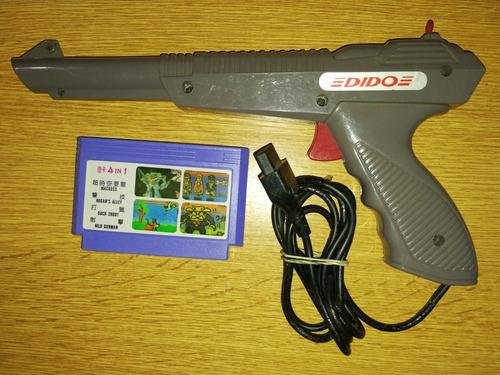 Zapper O Pistola Para Family Game Con 1 Juego
