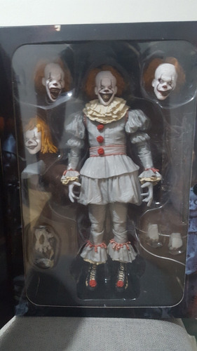 It Pennywise Neca Well House Impecable