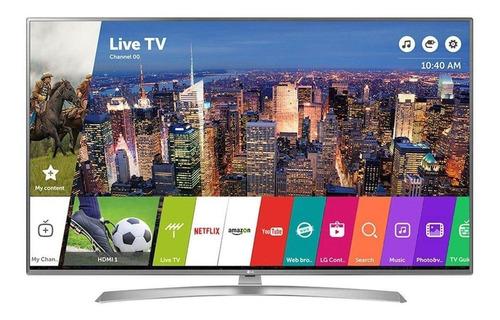 Smart Tv LG 60uj6580 Led 4k 65  100v/240v