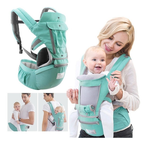 Ergonomic Carrier Baby Carrier 0-3 Years Positions