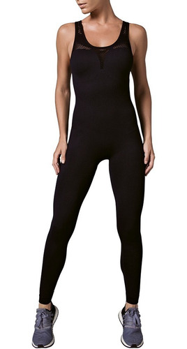 Macacão Lupo Sport Fitness 71732-0011 Sem Costura