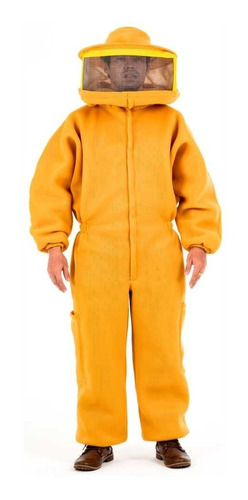 Macacão Bodoquena, Macacão Apicultor Bodoquena Amarelo