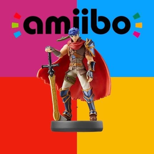 Amiibo Ike - Serie Super Smash Bros
