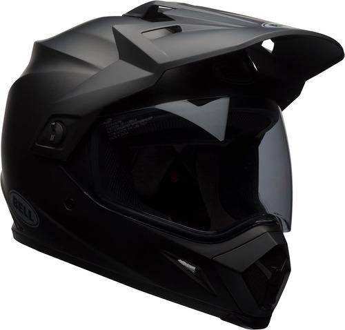 Capacete Mx 9 Adventure Mips Preto Fosco Moto Bigtrail