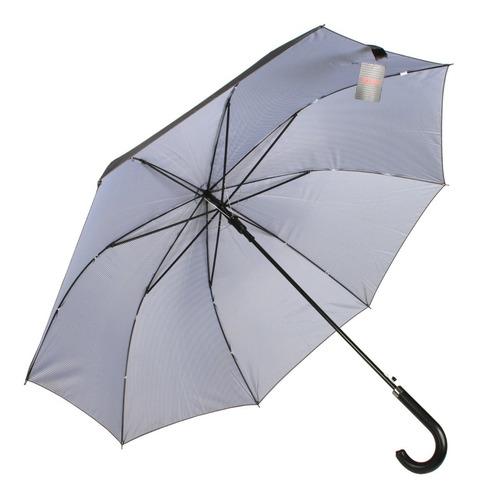 Paraguas Largo  De Hombre Squash 8 Varillas Largo