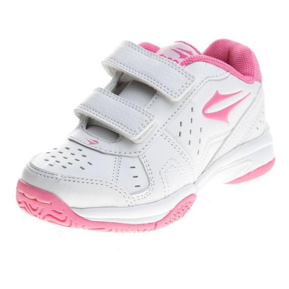 Zapatilla Topper Rookie Velcro Kids