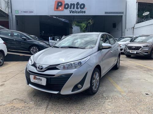Toyota Yaris 1.5 16v Flex Sedan Xl Plus Connect Multidrive 2
