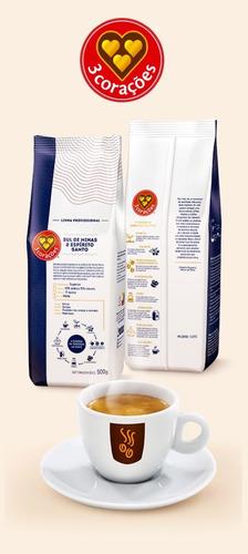 Café Em Grãos 3 Corações 500g
