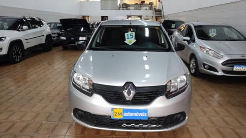 Renault Sandero 1.0 Authentique 14 15 Lms Automoveis