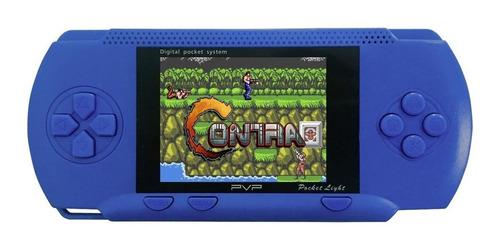 Consola Pvp Station Light 3000 Color  Azul