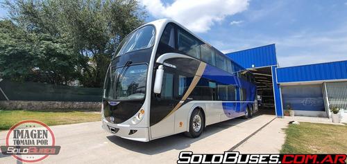 Omnibus Bus Metalsur 60 Mix - Scania K410 - Impecable Unico