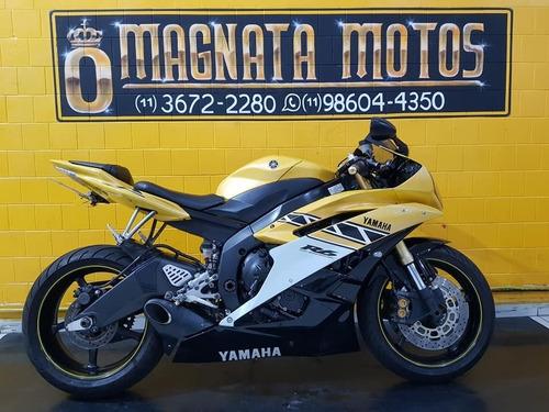 Yamaha Yzf R6 - 2006 - Km 44.000 Sem Garantia