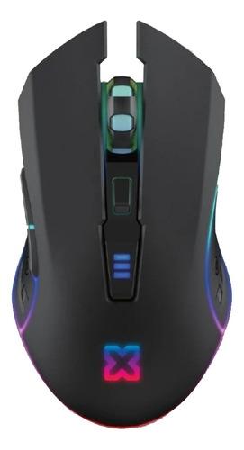 Mouse De Juego Soul  Xm500 Game-xm500 Negro