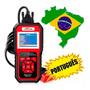 Scanner Automotivo Konnwei Kw850 Obd2 Portugues Profissional