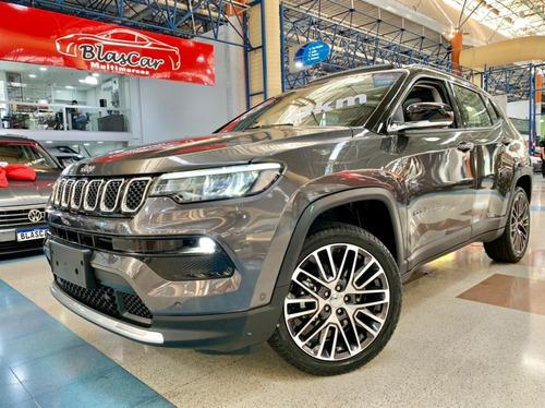 Jeep Compass Limited 1.3 Turbo Flex Lancamento Pronta Entreg