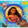 Livro Moana