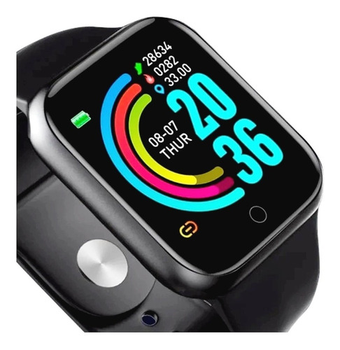 Promoção Relógio Inteligente Smart Digital Led Esportivo