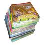 120 Livrinhos Infantis Fábulas Clássicos Futebol Princesas