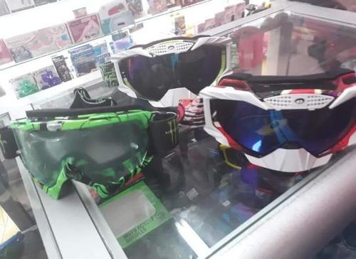 Gafas He Polly Para Motocross Bicicrooss Innovador Diseño