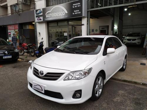 Toyota Corolla Xei At Año 2013, Hermoso Estado! Autodesco