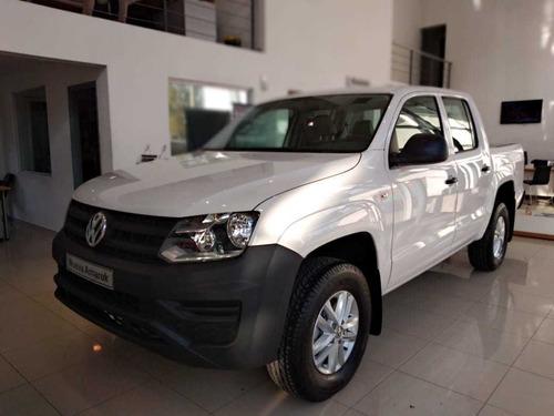 Volkswagen Amarok 2.0 Trendline Blanco Venta A Empresas